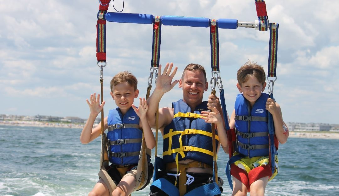 4 PARASAILING SAFETY TIPS FOR BEGINNERS