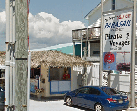 Parasail In Ocean City Nj Most Experienced Parasailing Company In New Jersey Ocean City Parasail Nj