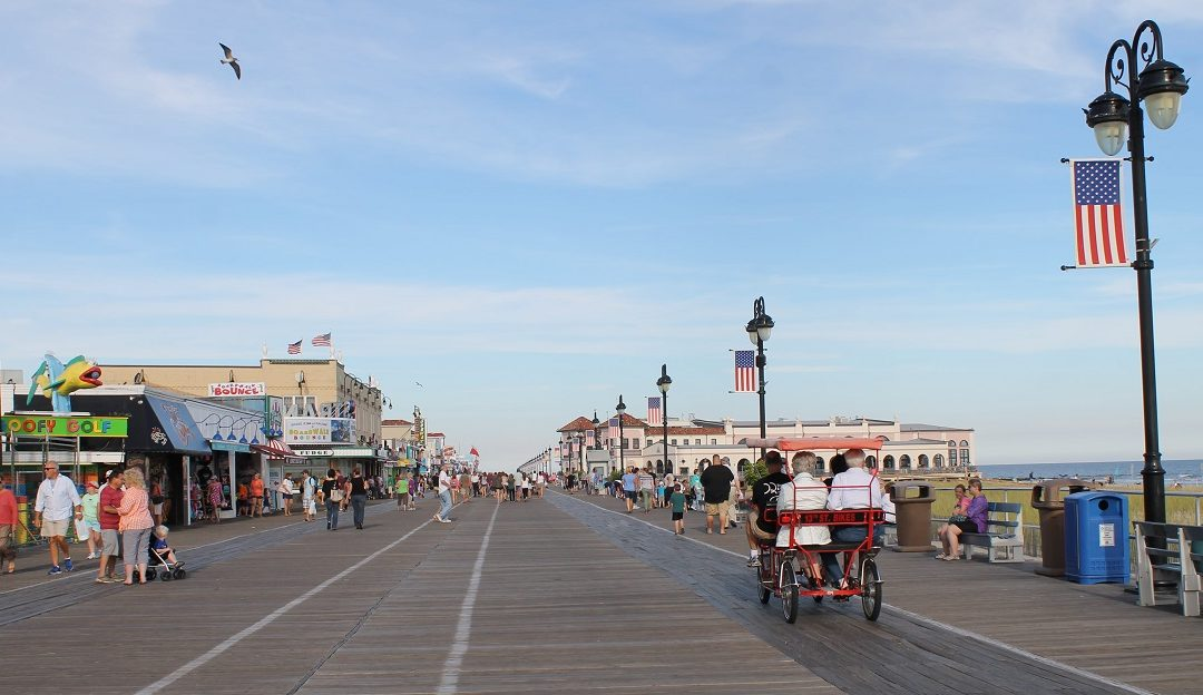 FIVE ADVENTURES YOU SHOULD TRY WHILE IN OCEAN CITY, NJ